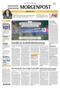 Solinger Morgenpost – 12. März 2019