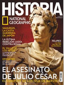 Historia National Geographic - marzo 2020