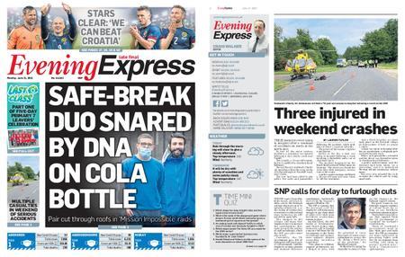 Evening Express – June 21, 2021