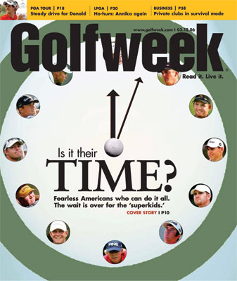 Golf Week March 18, 2006