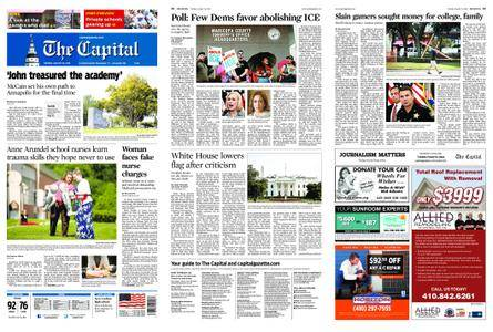 The Capital – August 28, 2018