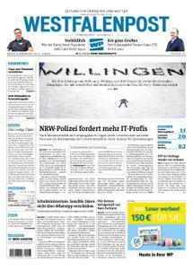 Westfalenpost Wetter - 18. Februar 2019