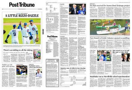 Post-Tribune – October 10, 2017