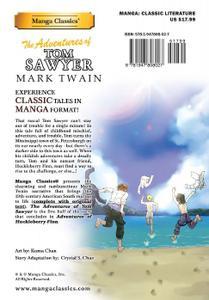 Manga Classics-Manga Classics The Adventures Of Tom Sawyer 2021 Hybrid Comic eBook