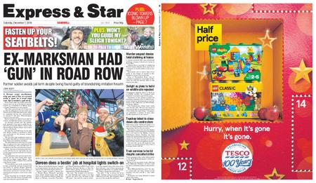 Express and Star Sandwell Edition – December 07, 2019