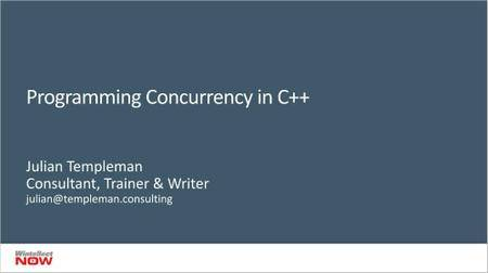 Programming Concurrency in C++