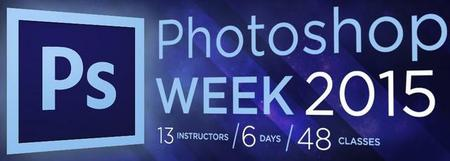 CreativeLive - Photoshop Week 2015 [repost]