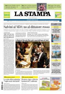 La Stampa Imperia e Sanremo - 28 Gennaio 2019
