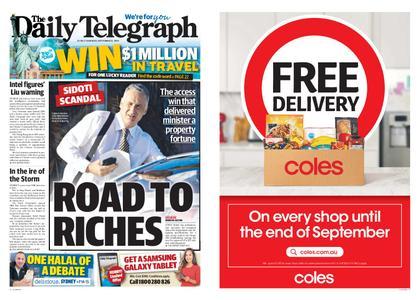 The Daily Telegraph (Sydney) – September 12, 2019