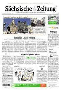 Sächsische Zeitung Dresden - 9 Februar 2017