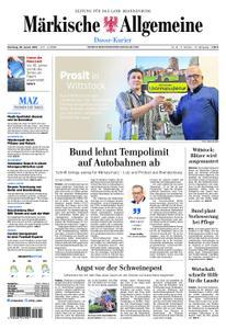 Märkische Allgemeine Dosse Kurier - 29. Januar 2019