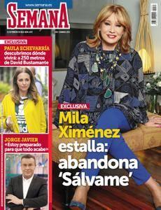Semana España - 20 febrero 2018