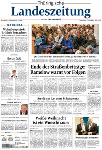 Thüringische Landeszeitung – 15. Dezember 2018
