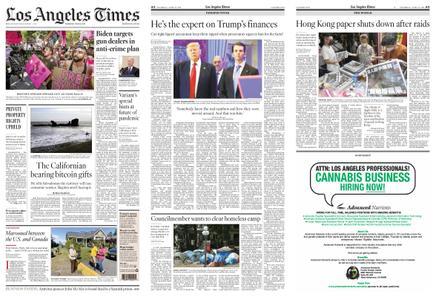 Los Angeles Times – June 24, 2021