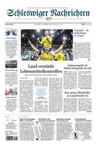 Schleswiger Nachrichten - 13. Januar 2020