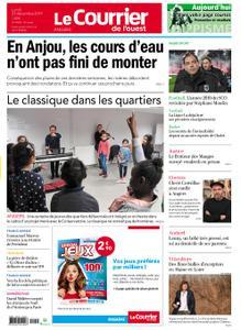 Le Courrier de l'Ouest Angers – 23 décembre 2019