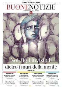 Corriere della Sera Buone Notizie - 31 Agosto 2021