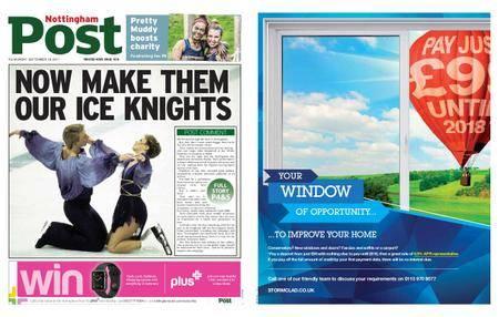 Nottingham Post – September 18, 2017