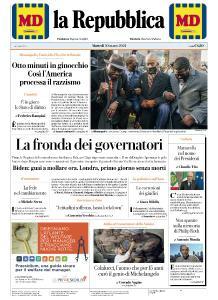la Repubblica - 30 Marzo 2021