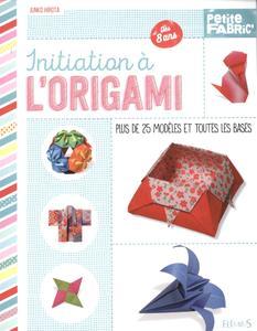 """Junko Hirota, """"Initiation à l'origami"""""""