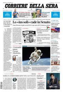 Corriere della Sera - 24 Dicembre 2017