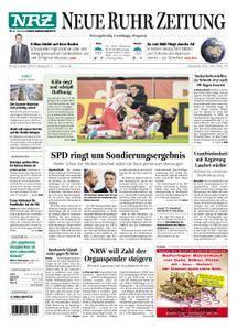 NRZ Neue Ruhr Zeitung Essen-Postausgabe - 15. Januar 2018