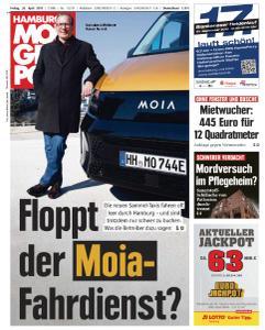 Hamburger Morgenpost - 26 April 2019