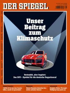 Der Spiegel - 14 September 2019