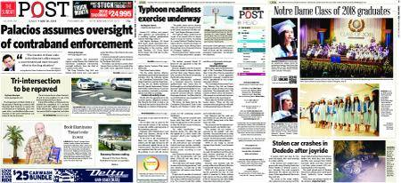The Guam Daily Post – May 20, 2018