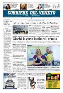 Corriere del Veneto Vicenza e Bassano – 19 settembre 2018