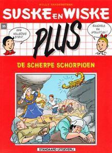 Suske En Wiske Plus - 35 - De Scherpe Schorpioen cbr