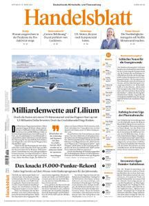Handelsblatt - 31 März 2021