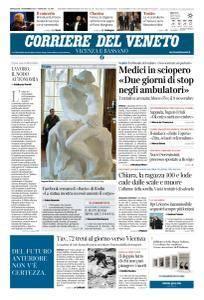Corriere del Veneto Vicenza e Bassano - 1 Novembre 2017