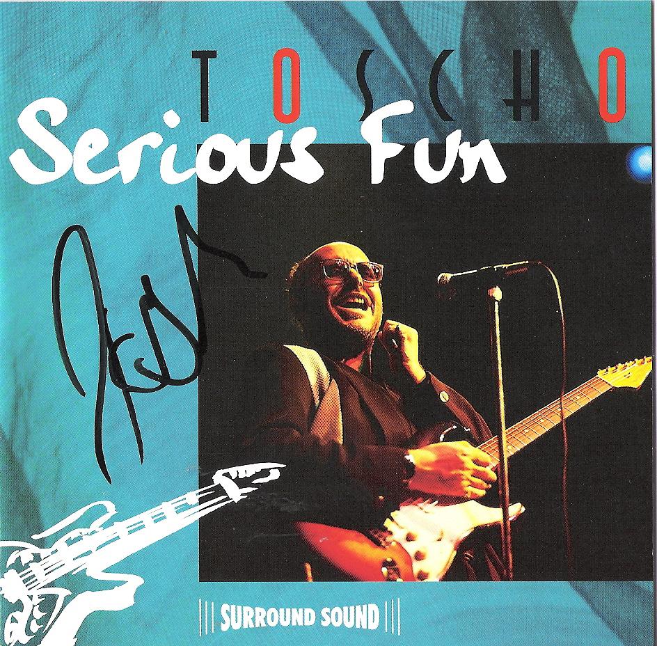 Toscho (Blues Company) - Serious Fun (1996)