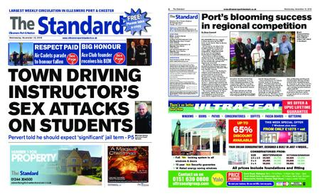 The Standard South Wirral Ellesmere Port – November 13, 2019