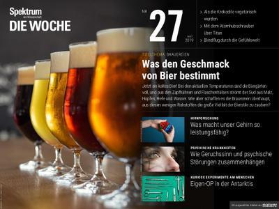 Spektrum Die Woche – 05. Juli 2019