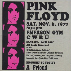 Pink Floyd - Emerson Gym CWRU (2CD) (2015) {Eat A Peach} **[RE-UP]**