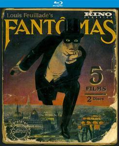 Fantômas (1913) + Extras