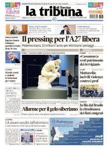 La Tribuna di Treviso - 23 Febbraio 2018