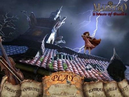 Maestro: Music of Death Collectors Edition (2011)