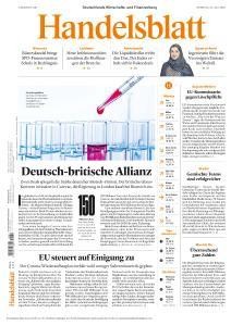 Handelsblatt - 21 Juli 2020