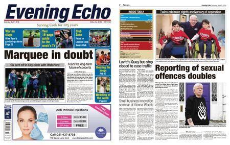 Evening Echo – April 07, 2018