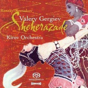 Valery Gergiev, Kirov Orchestra - Rimsky-Korsakov: Scheherazade (2002) MCH PS3 ISO + Hi-Res FLAC