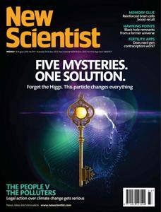 New Scientist Australian Edition – 18 August 2018