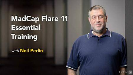 Lynda - MadCap Flare 11 Essential Training