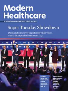 Modern Healthcare – March 02, 2020