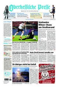 Oberhessische Presse Marburg/Ostkreis - 15. November 2017