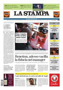 La Stampa Torino Provincia e Canavese - 15 Settembre 2019