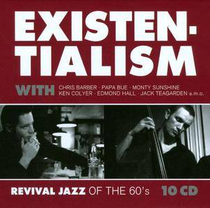 VA - Existentialism: Revival Jazz Of The 60's (2008) (10 CDs Box Set)