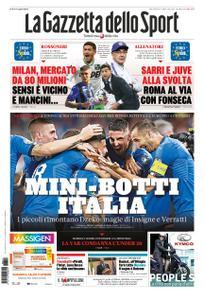 La Gazzetta dello Sport Sicilia – 12 giugno 2019